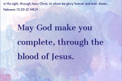God Of Peace