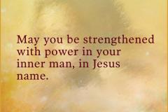Power In The Inner man